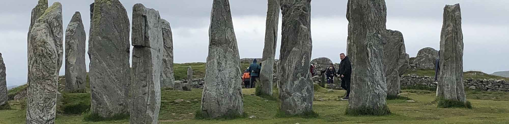 Callanish Stones, Stornoway, Isle of Lewis