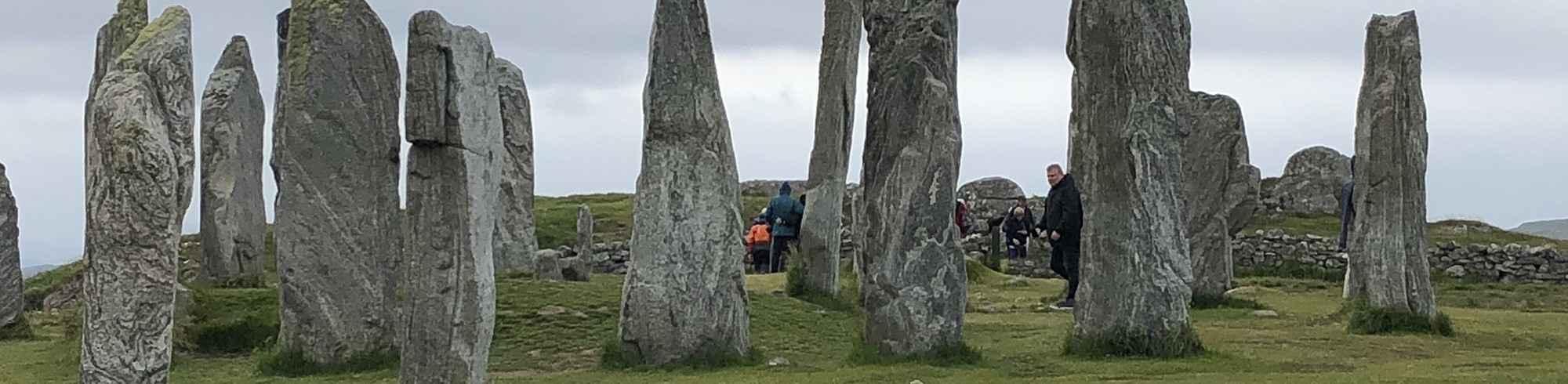 Callanish Stones, Stornoway, Isle of Lewis