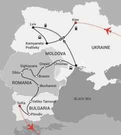 Beyond Black Sea Map - weebsite