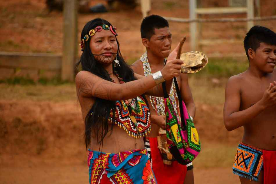 A visit to Panama's Embera Indians