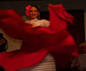 Dancer, Panama City