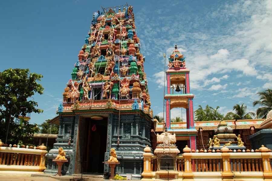 Hindu Tempel Sri Lanka