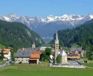 Swiss-Alps