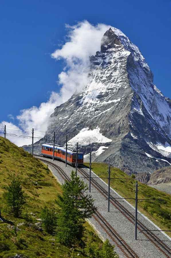 The-Matterhorn-Switzerland
