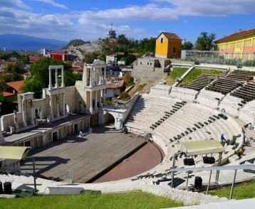 The-ancient-amphitheatre-Plovdiv-Bulgaria
