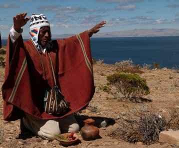 bolivia-priest-on-sun-island