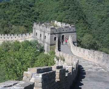 china-great-wall-summer