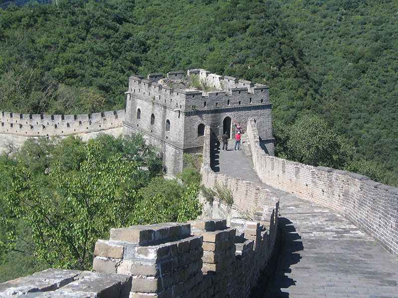 china-great-wall-summer