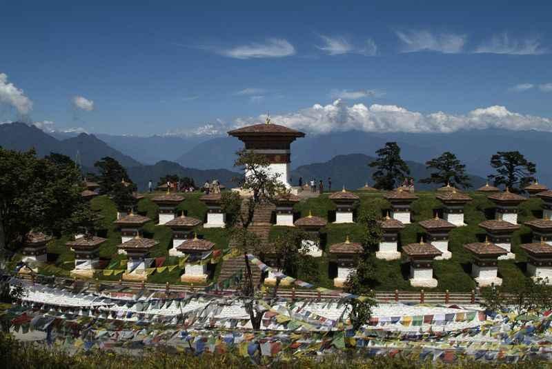 dochula-pass-bhutan