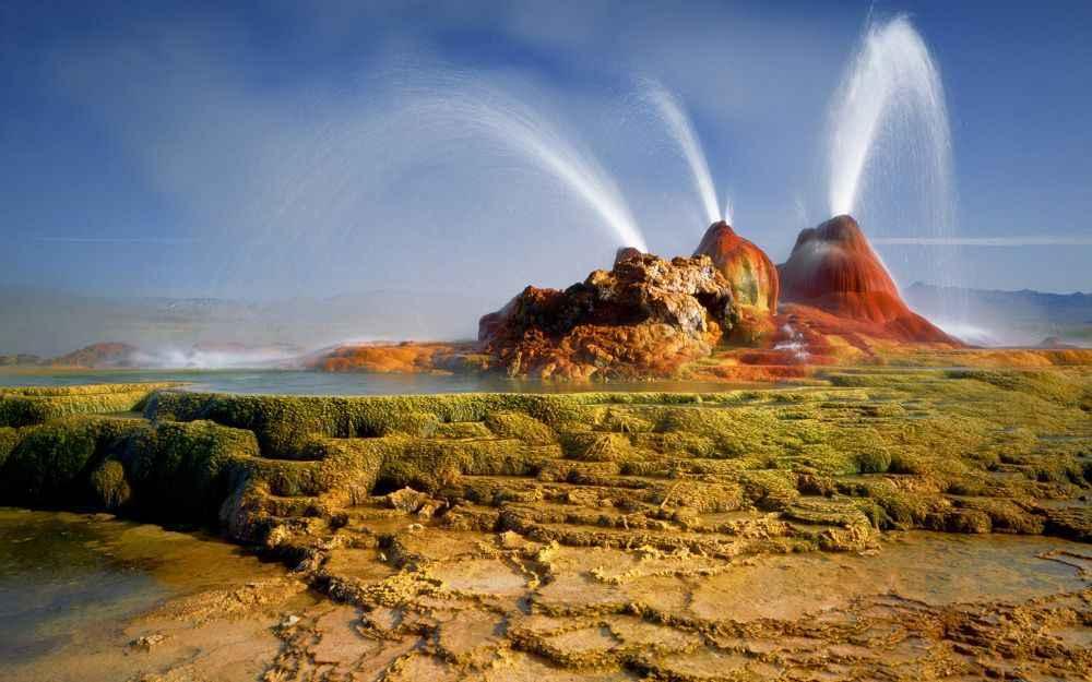 geyser-tengchong