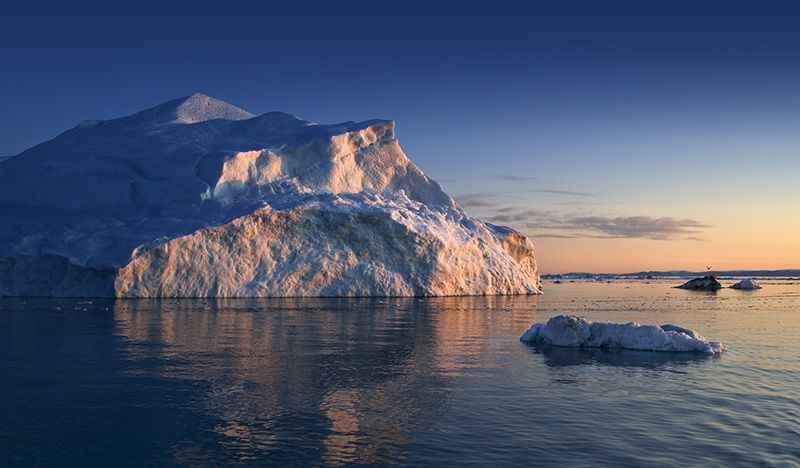 ilulissat-midnight-sun