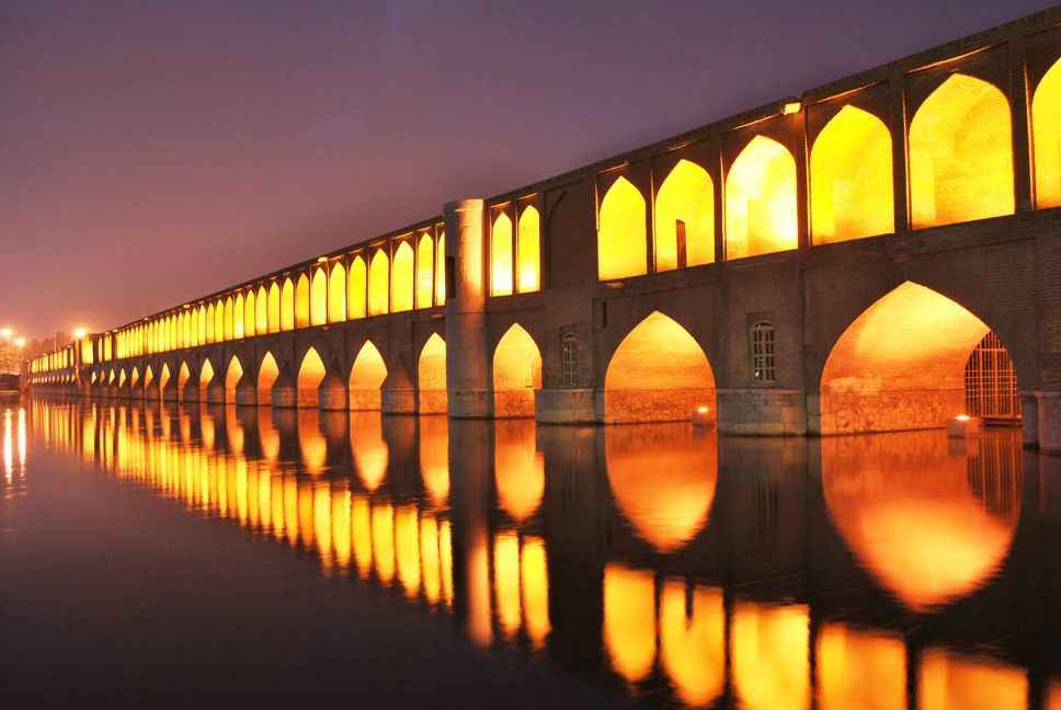 isfahan-bridge-of-shahrestan-and-khaju