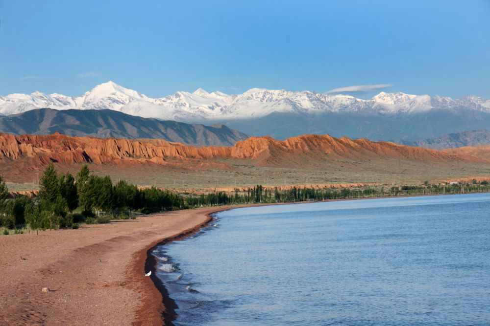 issyk-kul-lake-and-mountains-kyrgyzstan