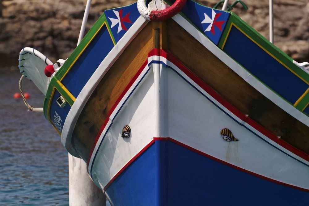 maltese-fishing-boat