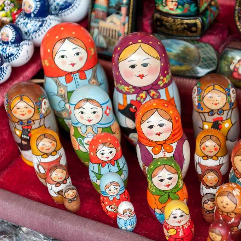matyoshka-dolls
