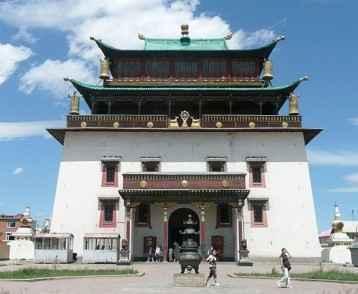 mongolia-gandan