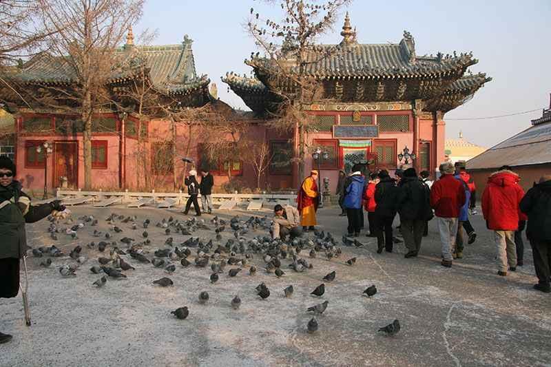 mongolia-monastery