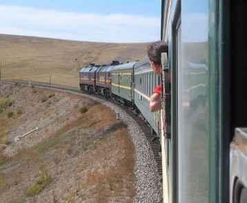 mongolia-train
