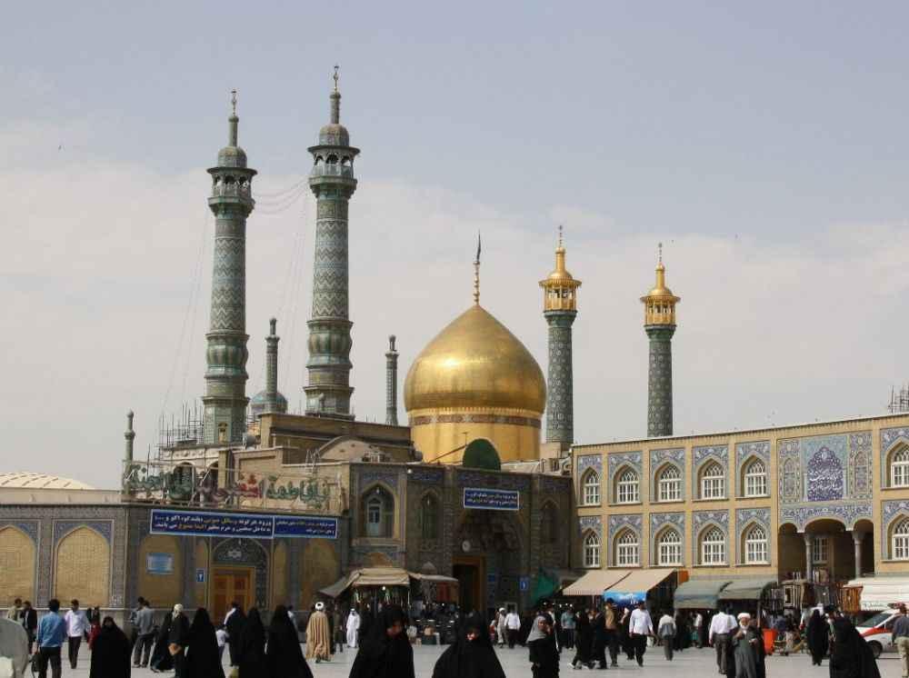 qom-fatimah-al-masumah-shrine