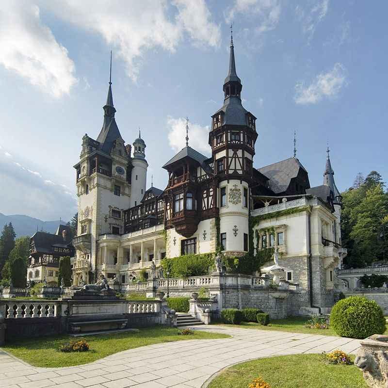 romania-peles-castle