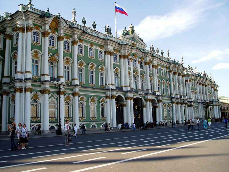 russia-hermitage