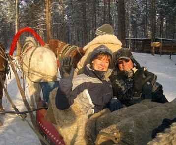 russia-xmas-sleigh-ride