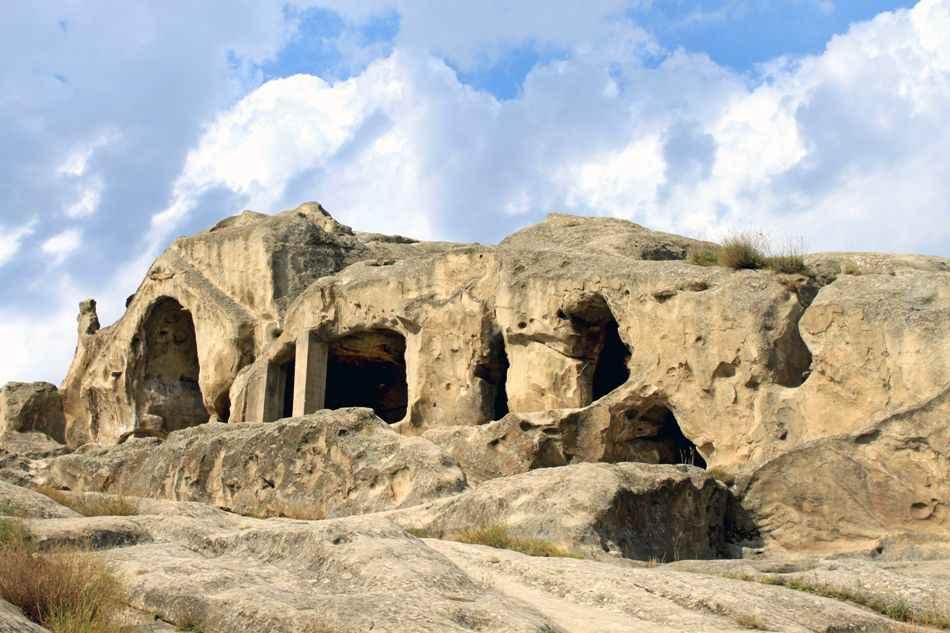 stone-city-upliscikhe-georgia