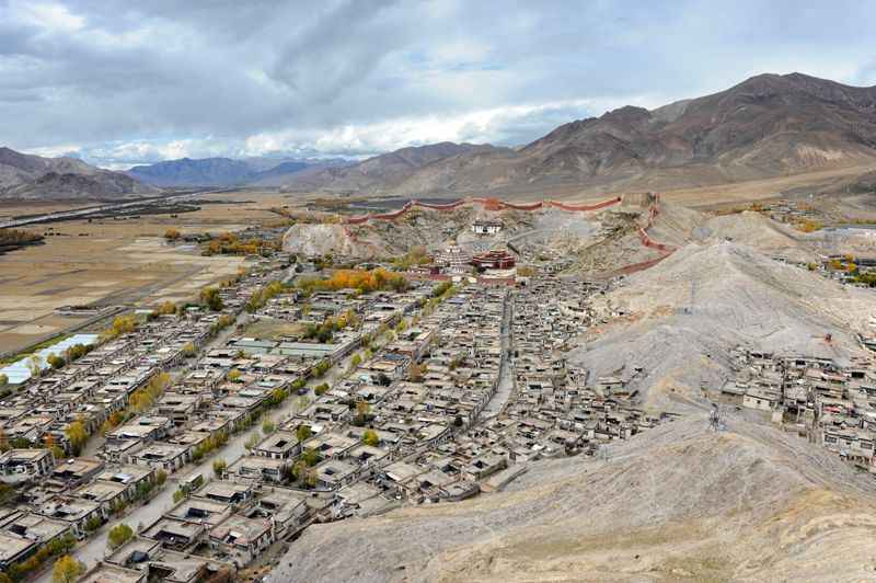 the-old-city-of-gyangtse