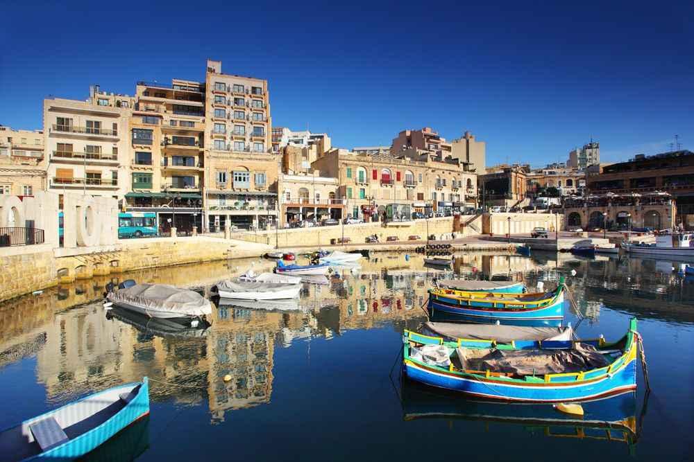 traditional-maltese-fishing-boats