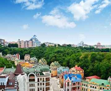 ukraine-kiev-coloured-houses