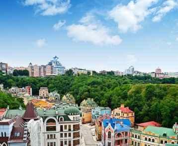 ukraine-kiev-coloured-houses