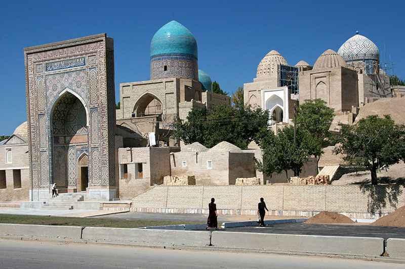 uzbekistan-necropolis-shakhi-zinda-samarkand