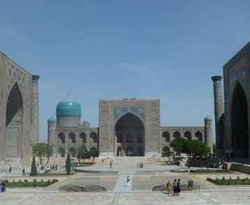 uzbekistan-registan-square