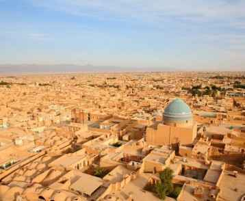 yazd-desert-city-wideview