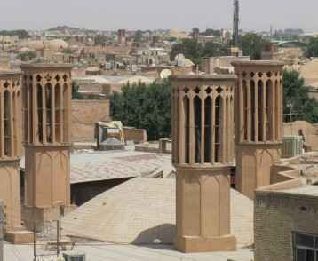 yazd-wind-catchers
