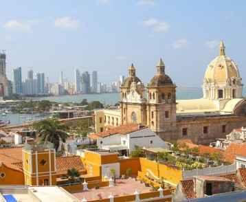 Historic centre Cartagena