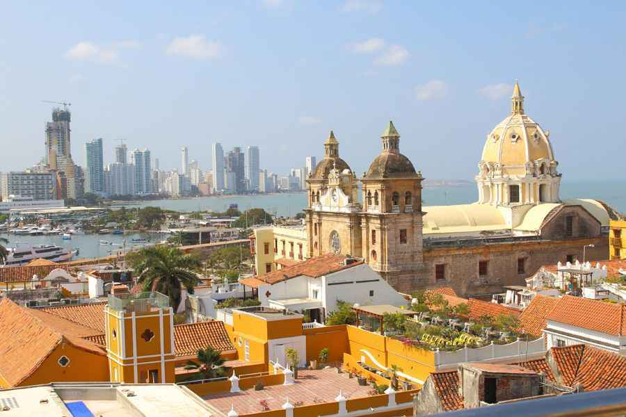 Historic centre Cartagena
