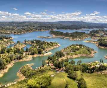 View over Guatape 2