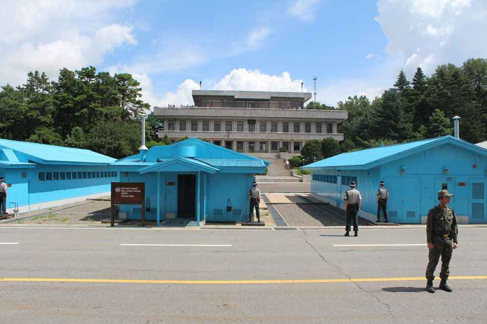 DMZ North and South Korea