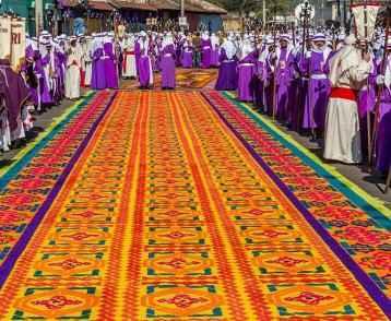 Easter Parades Antigua