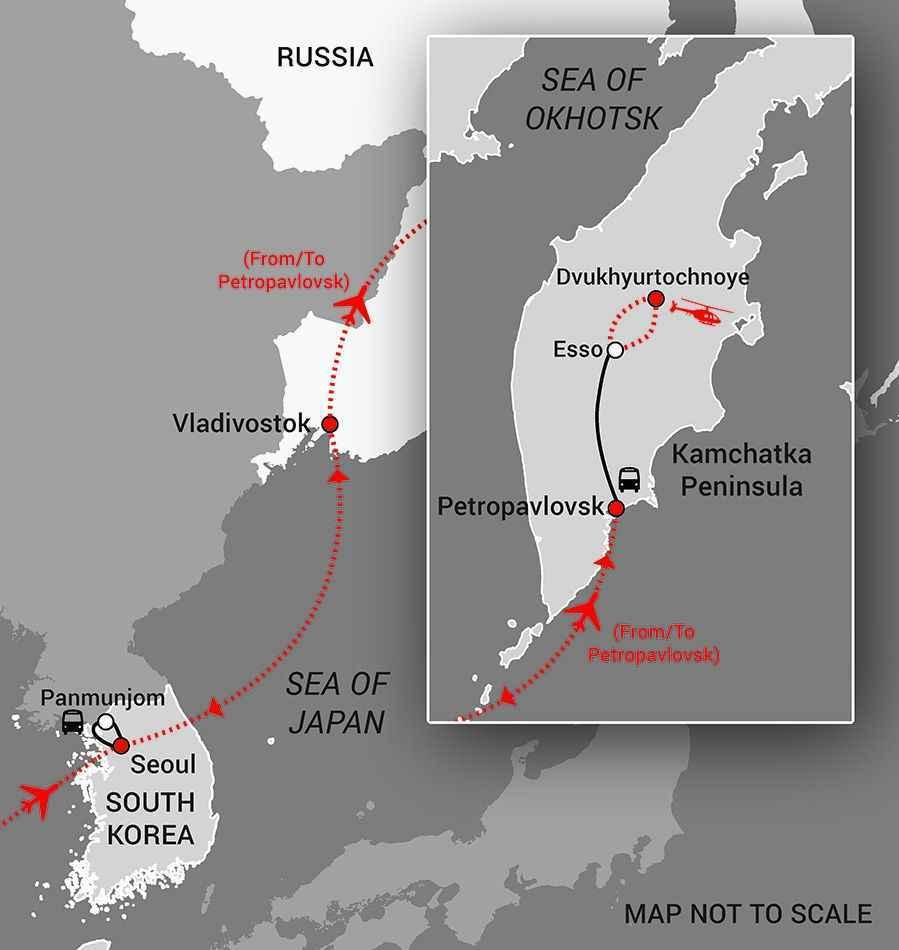 Map Kamchatka-web