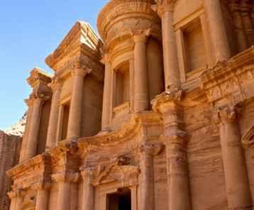 Petra, Jordan-Main