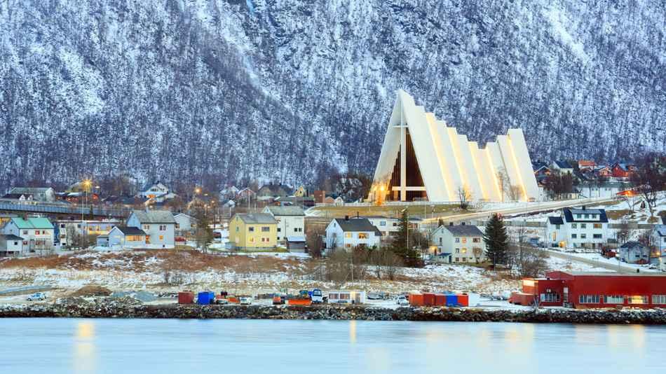 Arctic Cathedral Tromso