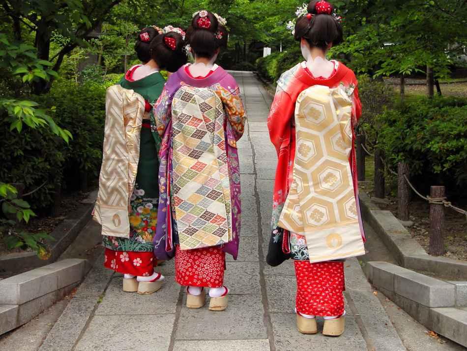 Maiko - Kyoto