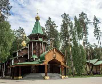 Monastery Ganina Yama - Ekaterinburg-web
