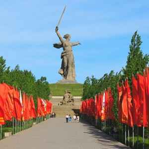 Motherland Statue-Volgograd-Main
