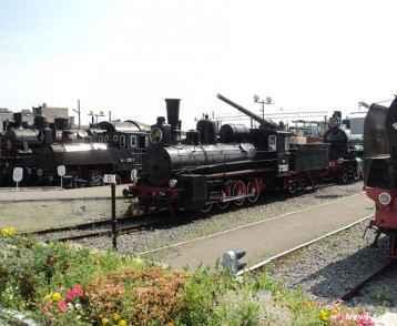 Railway Museum St Peterburg