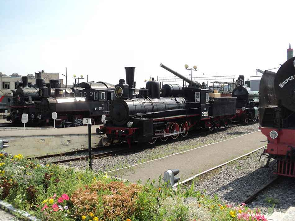Railway Museum St Peterburg