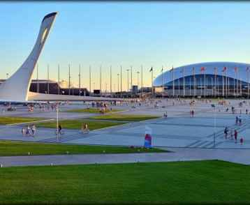 Sochi Olympic Village