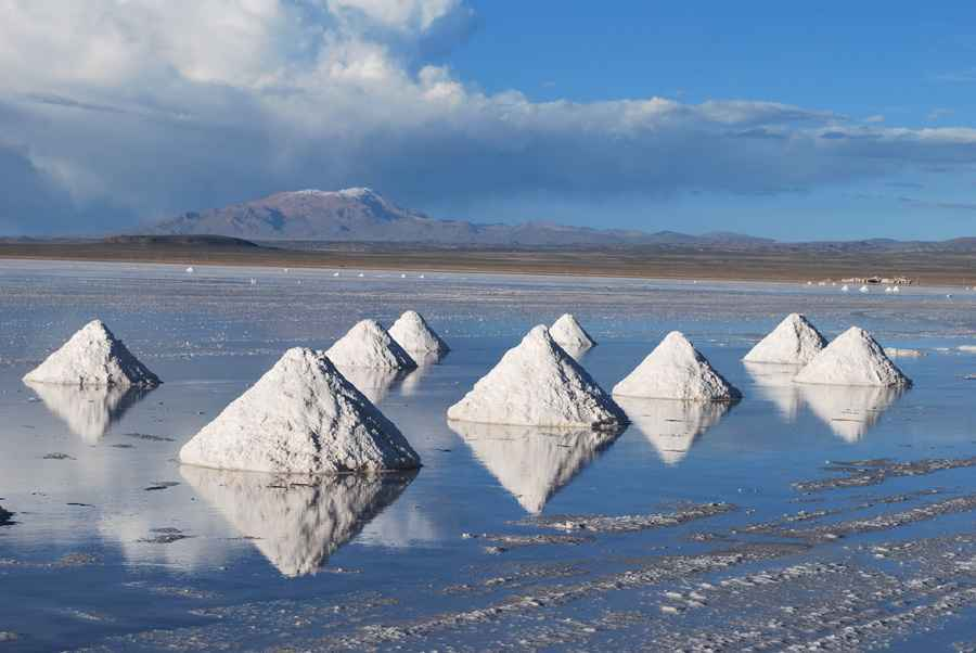 Bolivia-Salt Flats